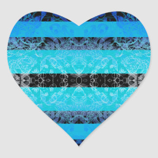 Adesivo Coração lazer