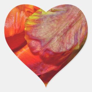 Adesivo Coração Magic Conversas Tulip