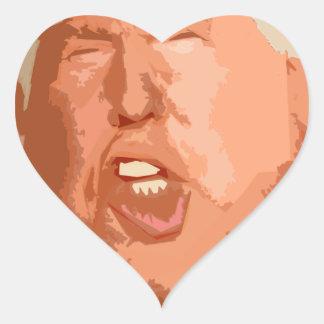 Adesivo Coração não meus namorados
