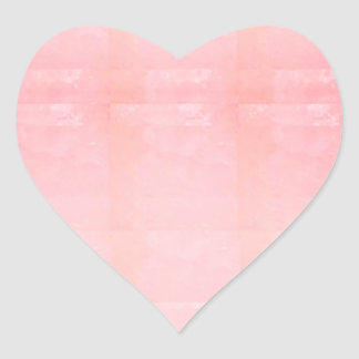 Adesivo Coração O MODELO cor-de-rosa de cristal da faísca de prata