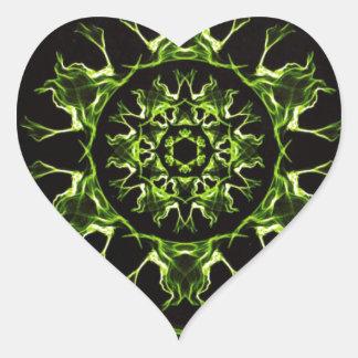 Adesivo Coração PurifyingEye