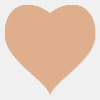 Adesivo Coração Saco de papel
