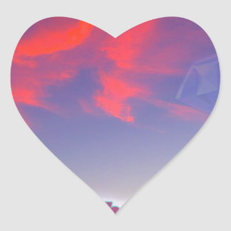 Adesivo Coração Sharnacity