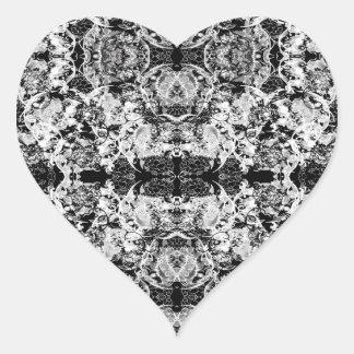 Adesivo Coração stickers coração
