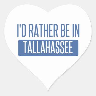 Adesivo Coração Tallahassee