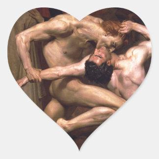 Adesivo Coração William-Adolphe_Bouguereau_ (1825-1905) _-_Dan