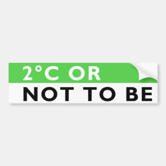 Adesivo De Para-choque 2C ou para não ser