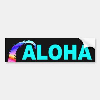 Adesivo De Para-choque Aloha