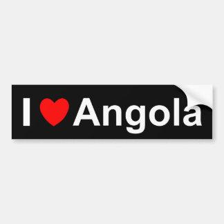 Adesivo De Para-choque Angola