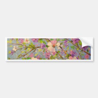 Adesivo De Para-choque Apple de florescência