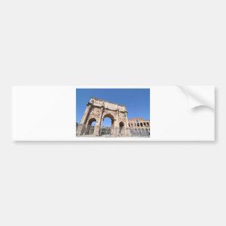 Adesivo De Para-choque Arco em Roma, Italia