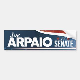 Adesivo De Para-choque ARPAIO - Joe Arpaio para o Senado