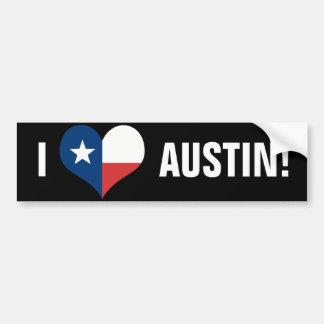 Adesivo De Para-choque Austin