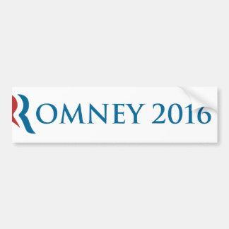 Adesivo De Para-choque Autocolante no vidro traseiro 2016 de Romney