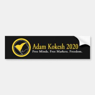 Adesivo De Para-choque Autocolante no vidro traseiro 2020 de Adam Kokesh