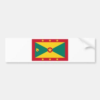 Adesivo De Para-choque Baixo custo! Bandeira de Grenada
