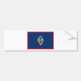 Adesivo De Para-choque Baixo custo! Bandeira de Guam