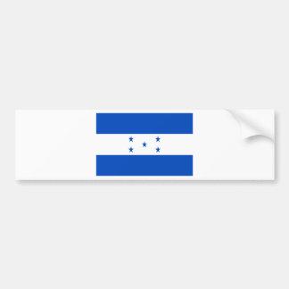 Adesivo De Para-choque Baixo custo! Bandeira de Honduras
