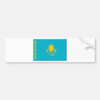 Adesivo De Para-choque Baixo custo! Bandeira de Kazakhstan