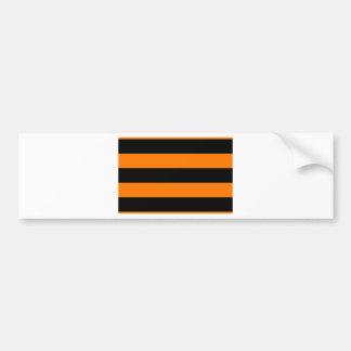 Adesivo De Para-choque Bandeira da fita de St George - Георгиевскаялента