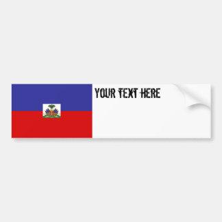 Adesivo De Para-choque Bandeira de Haiti