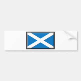 Adesivo De Para-choque Bandeira de Scotland