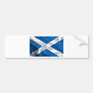 Adesivo De Para-choque Bandeira escocesa oficial para a independência