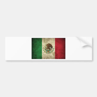 Adesivo De Para-choque Bandeira mexicana