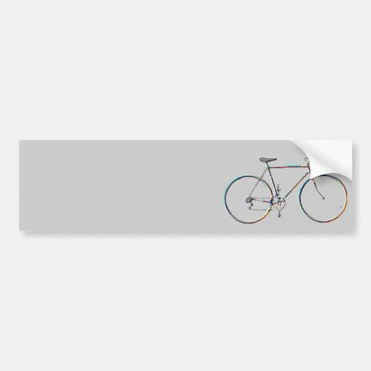 Adesivo De Para-choque bike , bicycle ; biking / cycling
