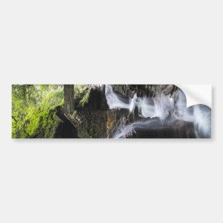 Adesivo De Para-choque Cachoeiras no vale de Watkins, NY