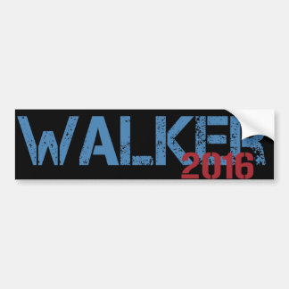 Adesivo De Para-choque Caminhante 2016