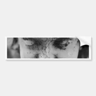 Adesivo De Para-choque Cara de um querubim