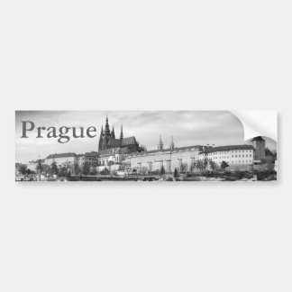 Adesivo De Para-choque Castelo de Praga