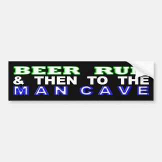 Adesivo De Para-choque Caverna do homem