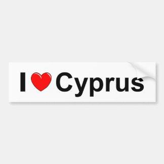 Adesivo De Para-choque Chipre