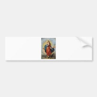 Adesivo De Para-choque Concepção imaculada - Peter Paul Rubens