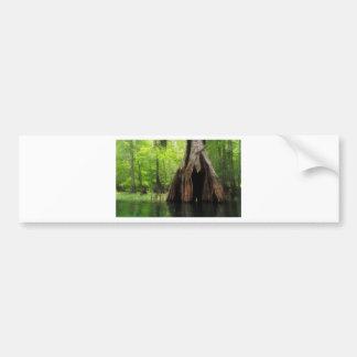 Adesivo De Para-choque Cypress oco maciço