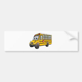 Adesivo De Para-choque Desenhos animados 2017 do auto escolar