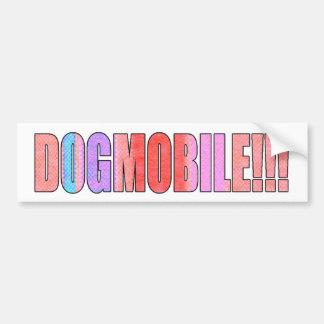 Adesivo De Para-choque dogmobile