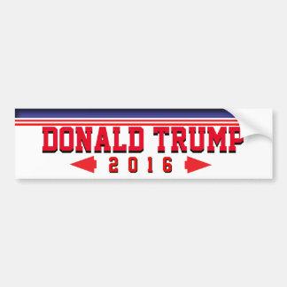 Adesivo De Para-choque Donald Trump