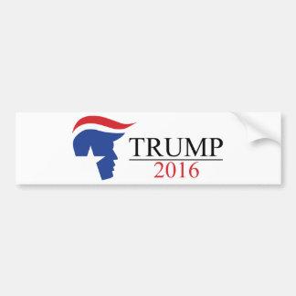 Adesivo De Para-choque Donald Trump 2016 logotipos presidenciais