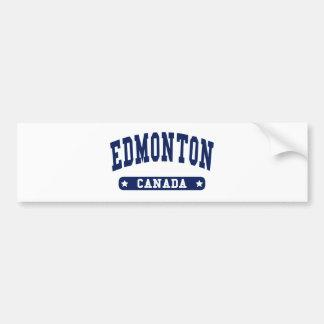 Adesivo De Para-choque Edmonton