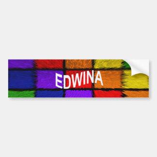 ADESIVO DE PARA-CHOQUE EDWINA