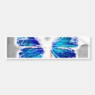 Adesivo De Para-choque Efeito de borboleta 2017