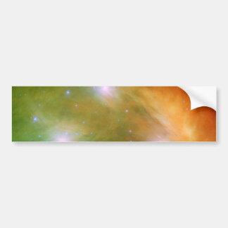 Adesivo De Para-choque Estrelas de Pleiades em SSC2007 infravermelho 07A