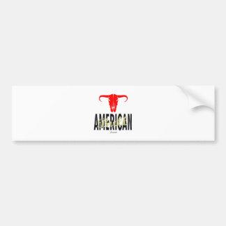Adesivo De Para-choque EUA americanos Bull por VIMAGO