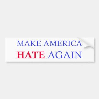 Adesivo De Para-choque Faça América diar outra vez