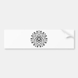 Adesivo De Para-choque Flourishing-Floral-Design-800px