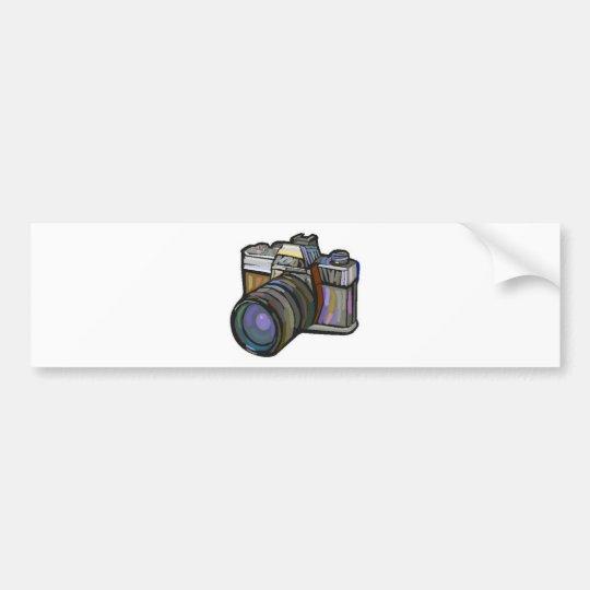 Adesivo De Para-choque Fotografia