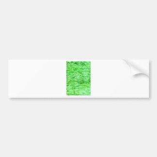 Adesivo De Para-choque Fundo verde do Grunge